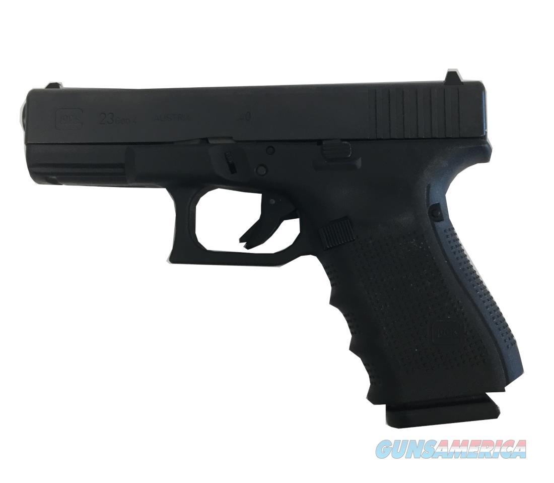 Glock 23 Handgun .40 S&W  Guns > Pistols > G Misc Pistols