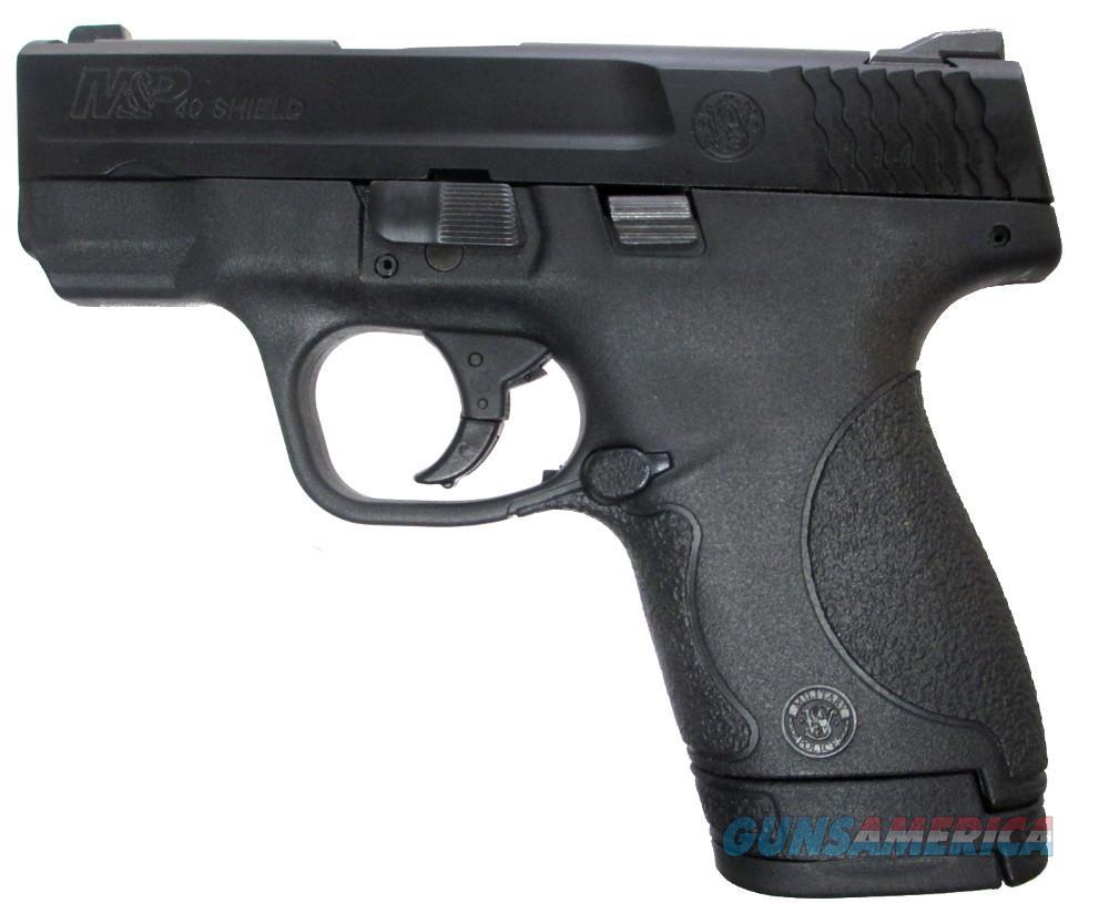 S & W M&P 40 Shield - 40 S&W Handgun .40 S&W  Guns > Pistols > S Misc Pistols