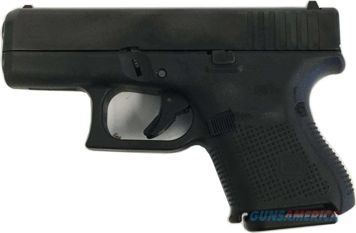Glock G26 GEN 5 - UA26502-01 Handgun 9 MM  Guns > Pistols > G Misc Pistols