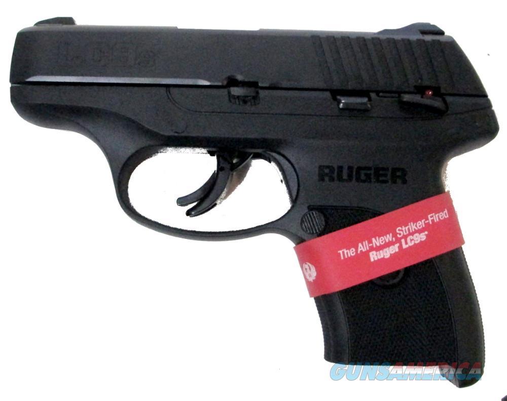 Ruger LC9S (03235) Handgun 9 MM  Guns > Pistols > R Misc Pistols