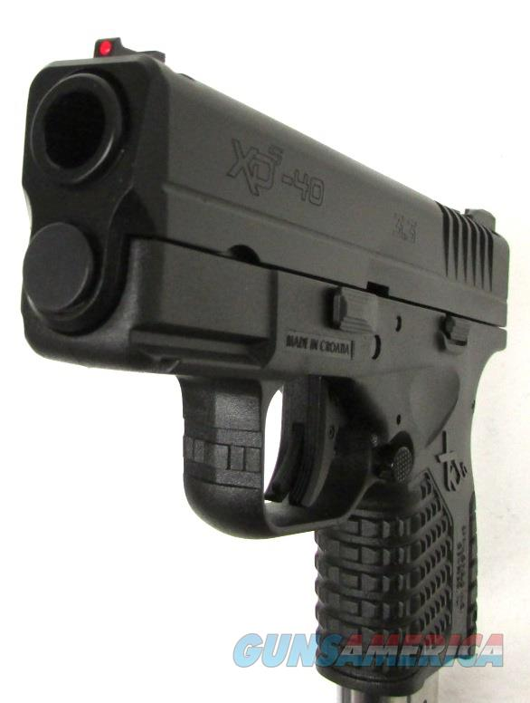 Springfield Armory XDS-40 (XDS93340BE)    Guns > Pistols > S Misc Pistols