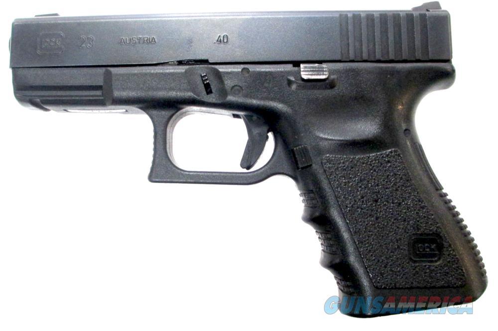 Glock 23 - Gen 3 Handgun .40 S&W  Guns > Pistols > G Misc Pistols