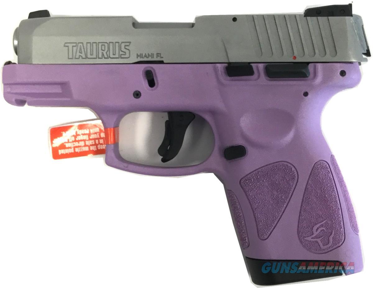 Taurus G2S 1-G2S939LP / Lite Purple Handgun 9 MM  Guns > Pistols > TU Misc Pistols
