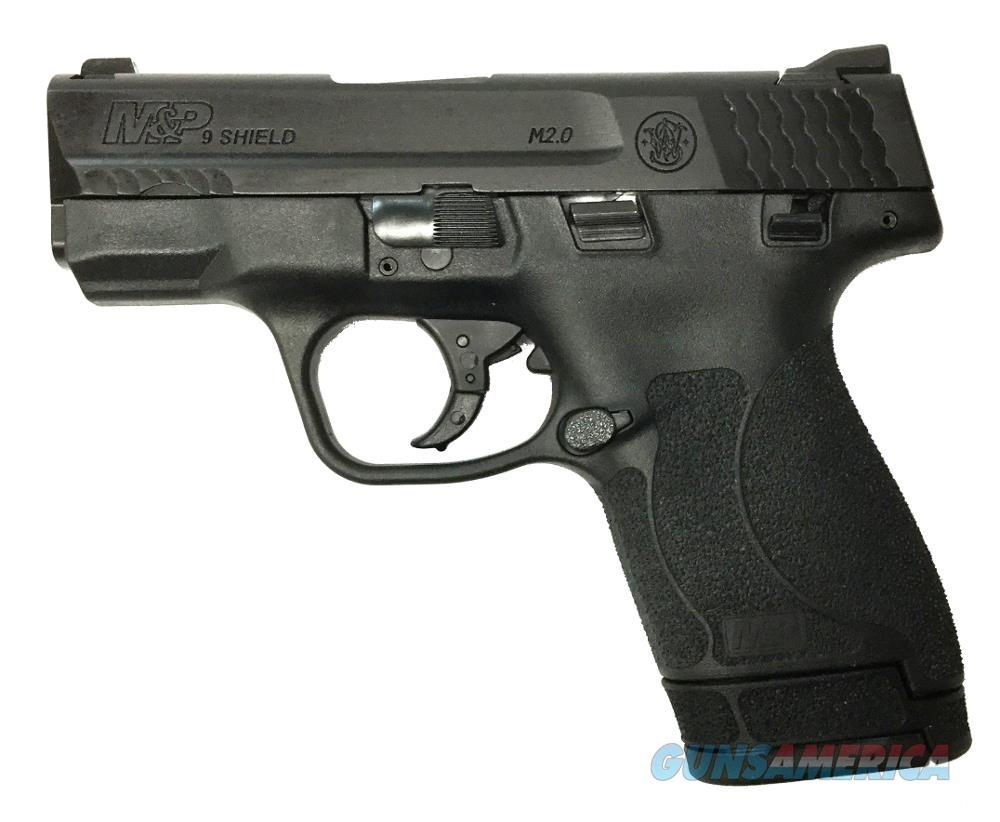 S & W M&P 9 Shield 2.0 - 11806 Handgun 9 MM  Guns > Pistols > S Misc Pistols