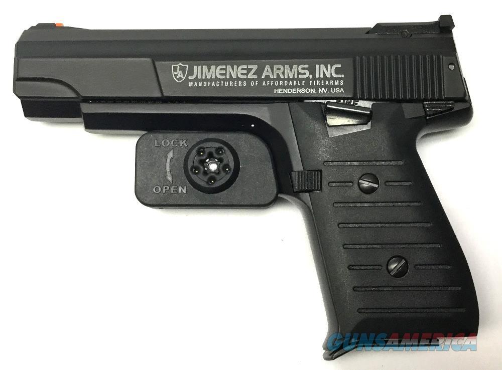 Jimenez Arms JA Nine - 799211 Handgun 9 MM  Guns > Pistols > IJ Misc Pistols
