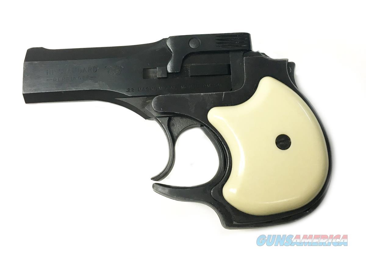High Standard DM-101 Handgun .22 Mag  Guns > Pistols > H Misc Pistols