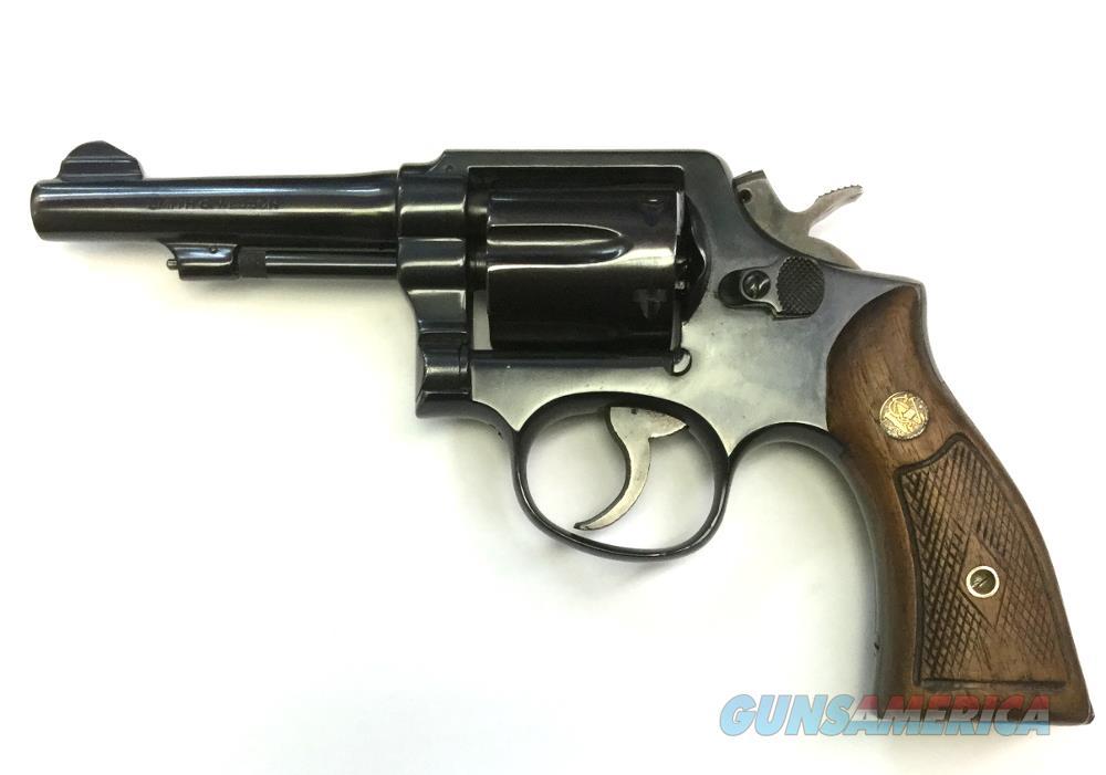 S & W 10 Handgun .38 Special  Guns > Pistols > S Misc Pistols