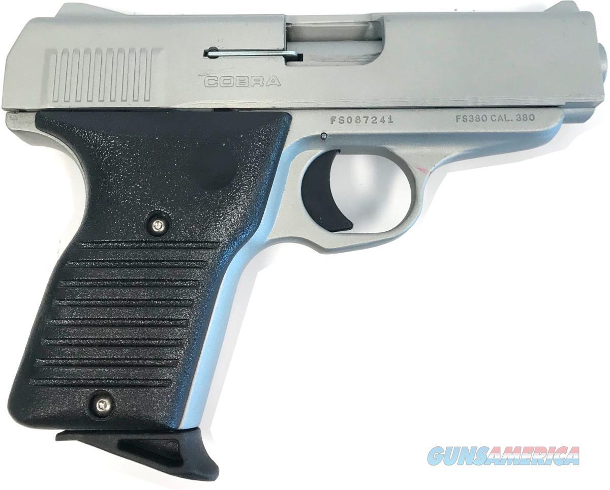 Cobra FS380 Handgun .380 ACP  Guns > Pistols > C Misc Pistols