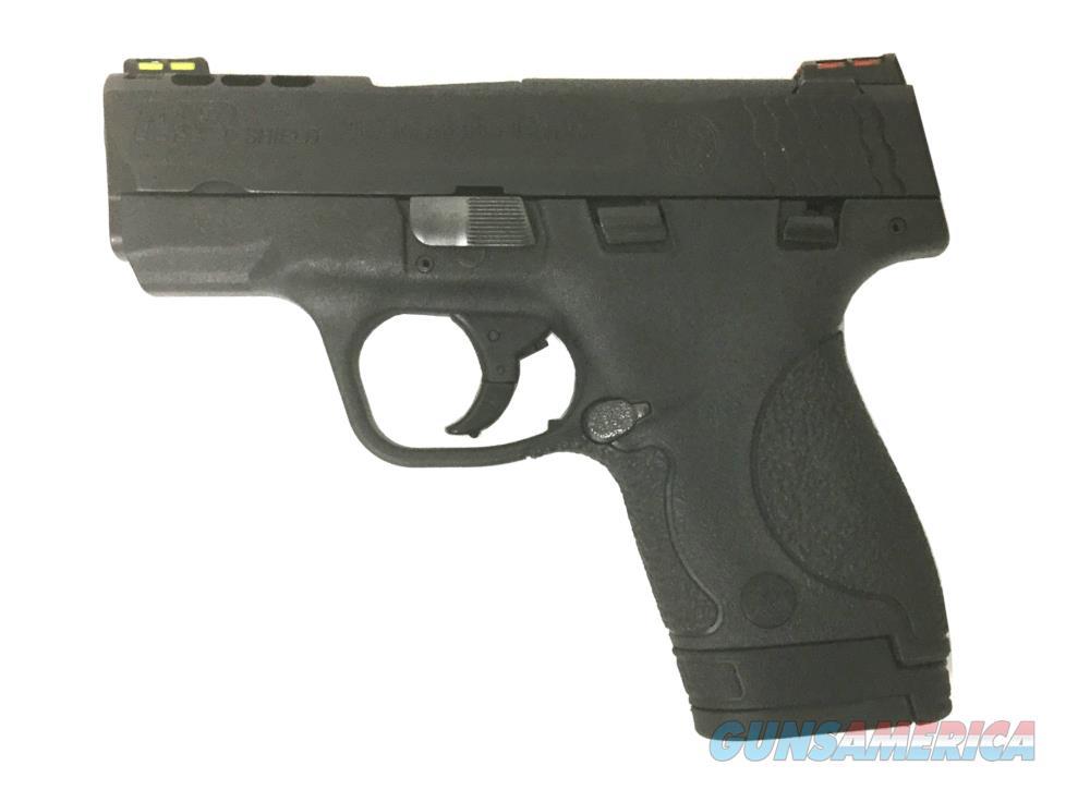S & W M&P9 Shield Performace Center Handgun 9 MM  Guns > Pistols > S Misc Pistols