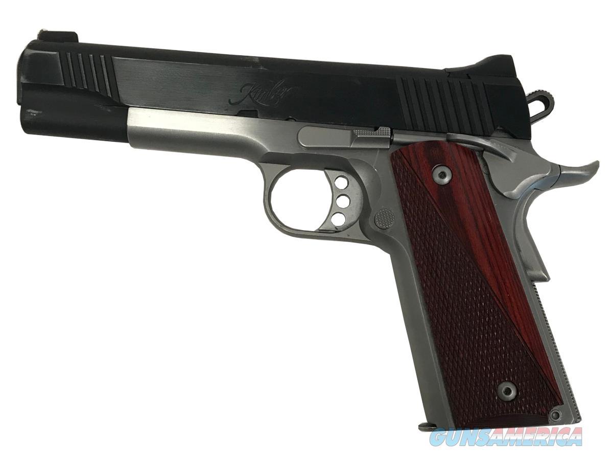 Kimber Custom II Handgun .45 Auto  Guns > Pistols > K Misc Pistols