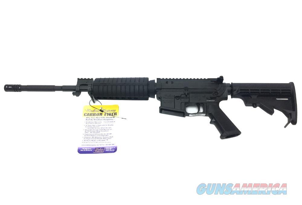 Windham Weaponry WW-CF R16M4FTT-CF1 Rifle .223 / 5.56 Nato  Guns > Pistols > W Misc Pistols
