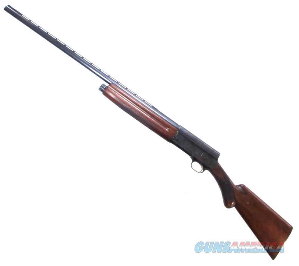 Browning A5 Sweet Sixteen Shotgun 16 Ga.  Guns > Pistols > B Misc Pistols