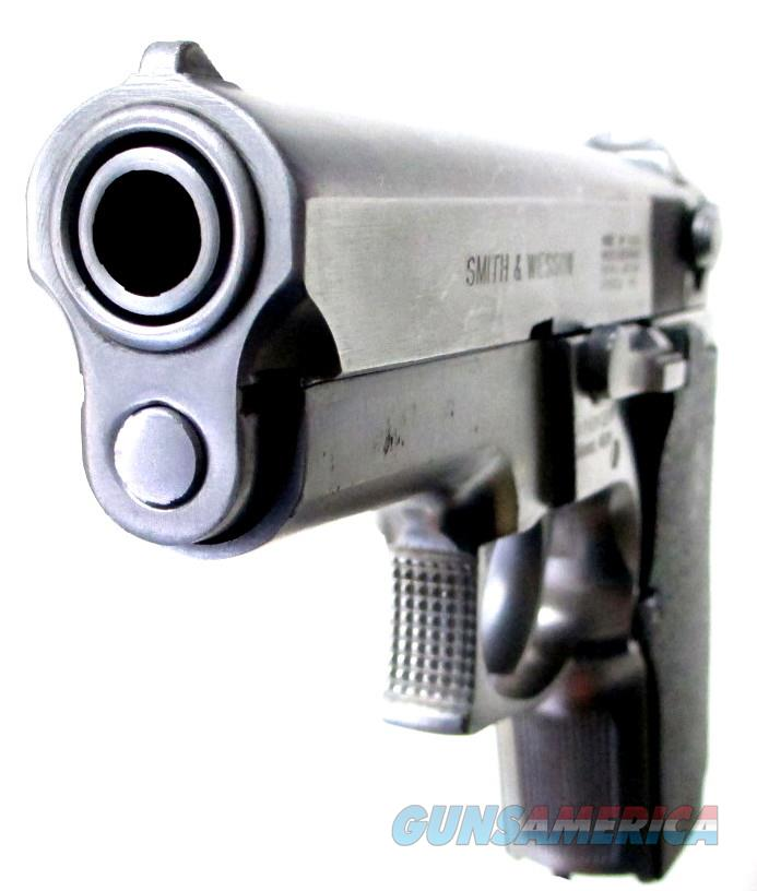 S & W 469 - 9mm Stainless Steel/Alloy Pistol    Guns > Pistols > Smith & Wesson Pistols - Autos > Polymer Frame