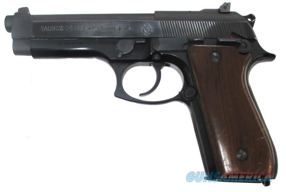 Taurus PT99AF - 9mm Handgun 9 MM  Guns > Pistols > TU Misc Pistols