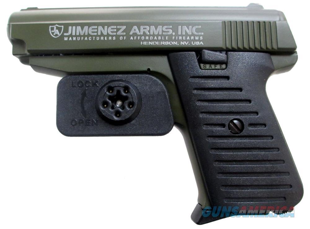 Jimenez Arms JA 380 - 380222 Handgun .380 ACP  Guns > Pistols > IJ Misc Pistols