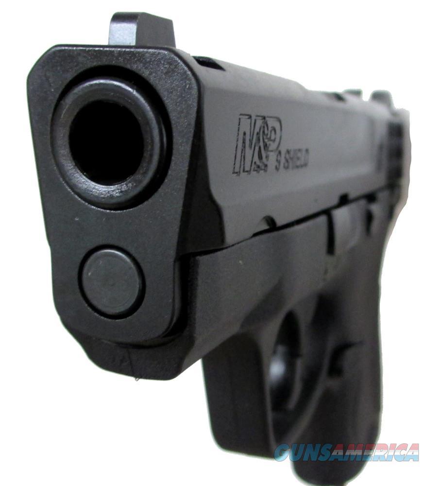 S & W M&P 9 - Shield 180021 Handgun 9 MM  Guns > Pistols > S Misc Pistols