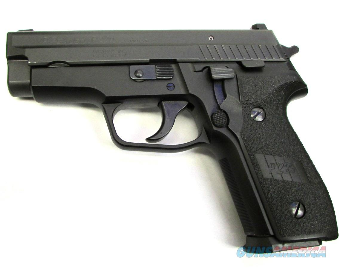 Sig Sauer P229 Handgun .40 S&W  Guns > Pistols > S Misc Pistols