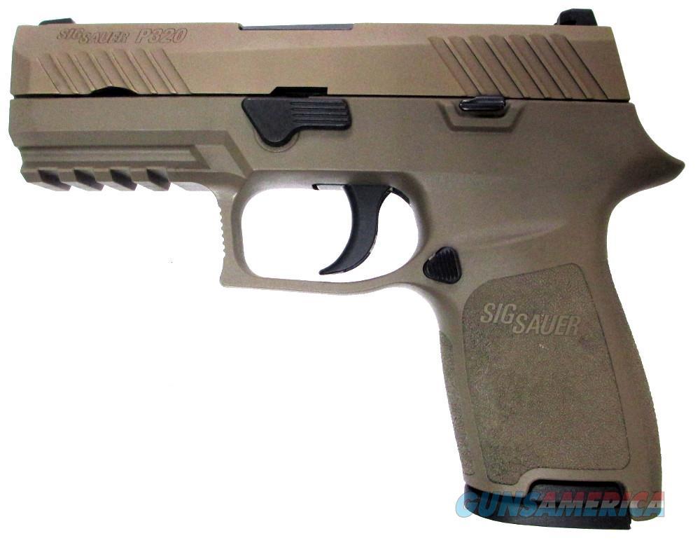 Sig Sauer P320 - 9mm Handgun 9 MM  Guns > Pistols > S Misc Pistols