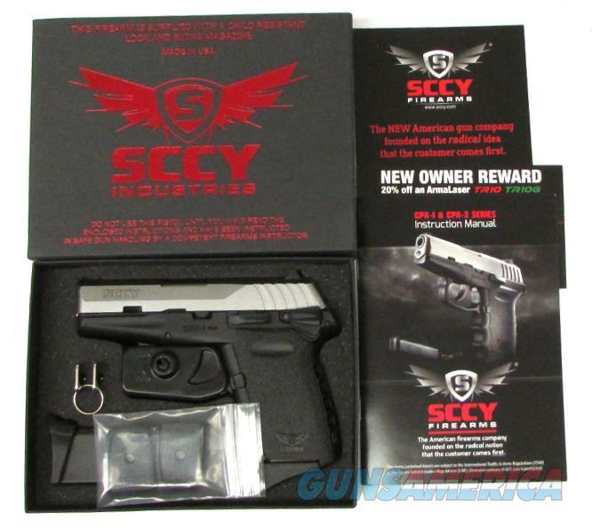 SCCY CPX-1 TT Handgun 9 MM  Guns > Pistols > S Misc Pistols