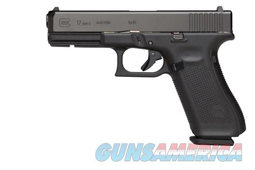 GLOCK 17 GEN 5 - BRAND NEW MODEL - FREE SHIPPING - #PA1750303AB WITH AMERIGLO NIGHT SIGHT - FAST PRIORITY SHIPPING - TXPAT ARMORY LLC  Guns > Pistols > Glock Pistols > 17