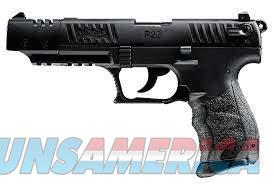 "WALTHER P22 TARGET MODEL 5"" BBL - FREE PRIORITY SHIPPING - TXPAT ARMORY LLC  Guns > Pistols > Walther Pistols > Post WWII > P22"