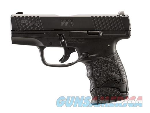 WALTHER PPS M2 9MM - GREAT SHOOTING 9MM - SMOOTH TRIGGER - FAST $14.99 SHIPPING - $100 WALTHER REBATE - TXPAT ARMORY LLC  Guns > Pistols > Walther Pistols > Post WWII > PPS