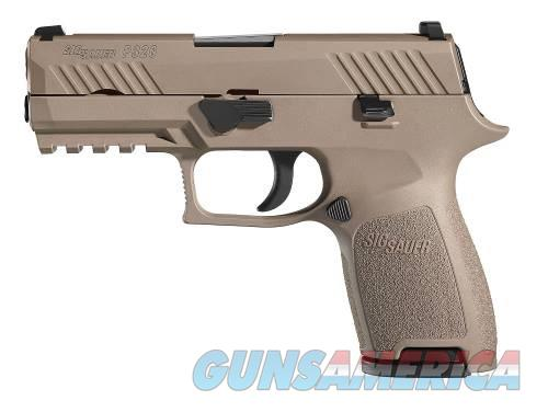 SIG P320 COMPACT FDE - GREAT CARRY W/2 15 RD MAGS, SIG NIGHT SIGHTS, HOLSTER & MORE - FREE PRIORITY SHIPPING - TXPAT ARMORY LLC  Guns > Pistols > Sig - Sauer/Sigarms Pistols > P320