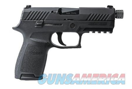 SIG P320 COMPACT NITRON 9MM - IN STOCK - TWO 15 RD MAGS - THREADED BARREL -  FACTORY SIGLITE NIGHT SIGHTS - FREE PRIORITY SHIPPING - TXPAT ARMORY LLC  Guns > Pistols > Sig - Sauer/Sigarms Pistols > P320