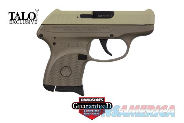RUGER LCP .380 -#03742 FULL FDE TALO EXCLUSIVE - FREE POCKET HOLSTER - NEW IN BOX - GREAT CCW - FREE PRIORITY SHIPPING! - TXPAT ARMORY LLC  Guns > Pistols > Ruger Semi-Auto Pistols > LCP