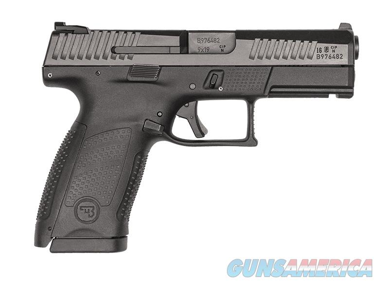 CZ P-10 COMPACT 9MM - IN STOCK/READY TO SHIP - W/TWO 15 RD MAGS - TXPAT ARMORY LLC  Guns > Pistols > CZ Pistols
