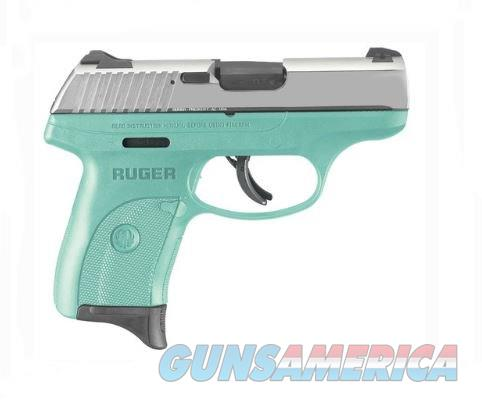 RUGER LCP #3745 - TIFFANY BLUE W/STAINLESS STEEL SLIDE - TALO EXCLUSIVE - FREE SHIPPING - TXPAT ARMORY LLC  Guns > Pistols > Ruger Semi-Auto Pistols > LCP