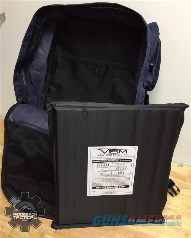 Vism Tactical Armor Iiiaprotective Backpack For Sale