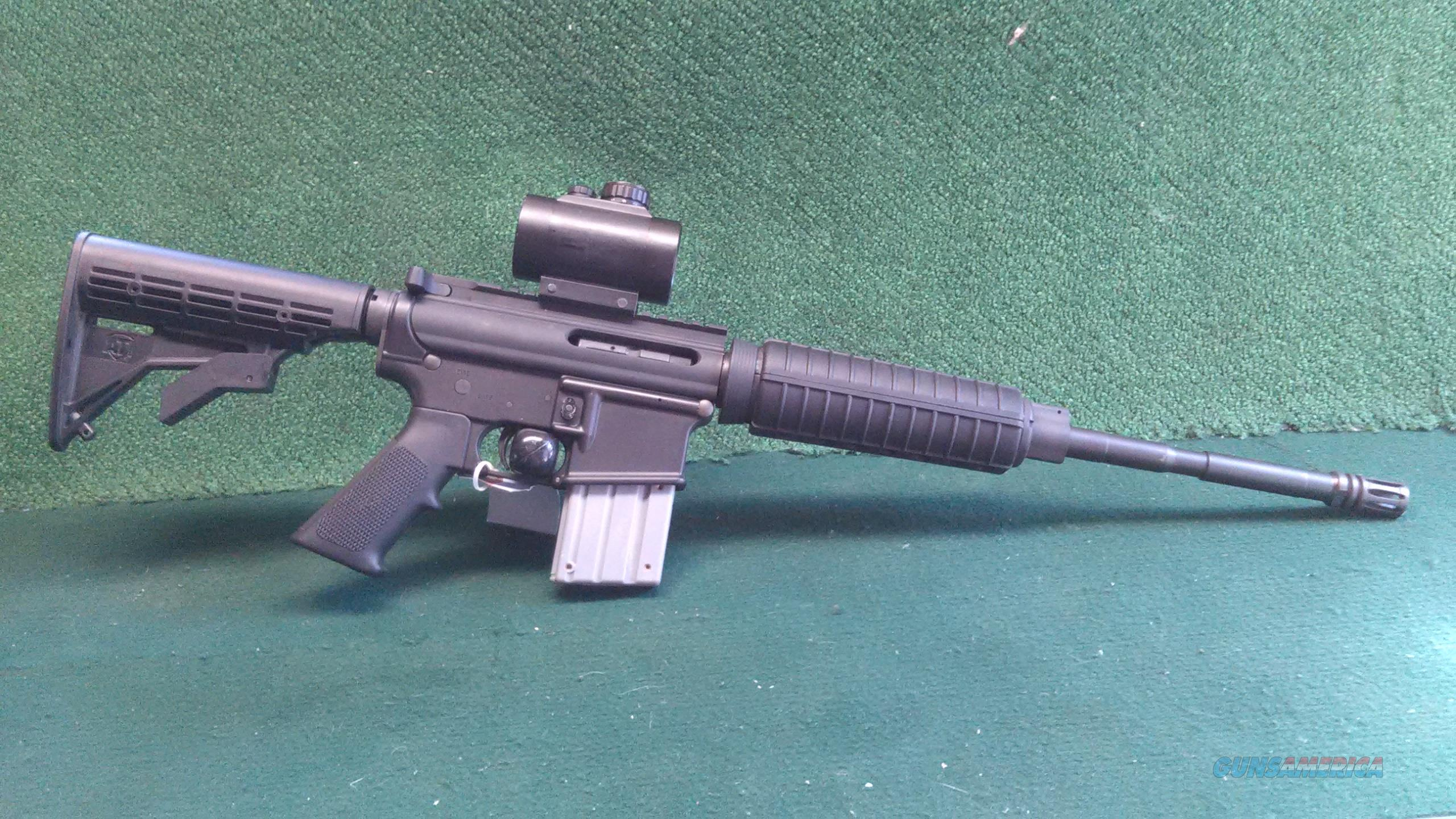 CMMG 22LR AR-15  Guns > Rifles > A Misc Rifles