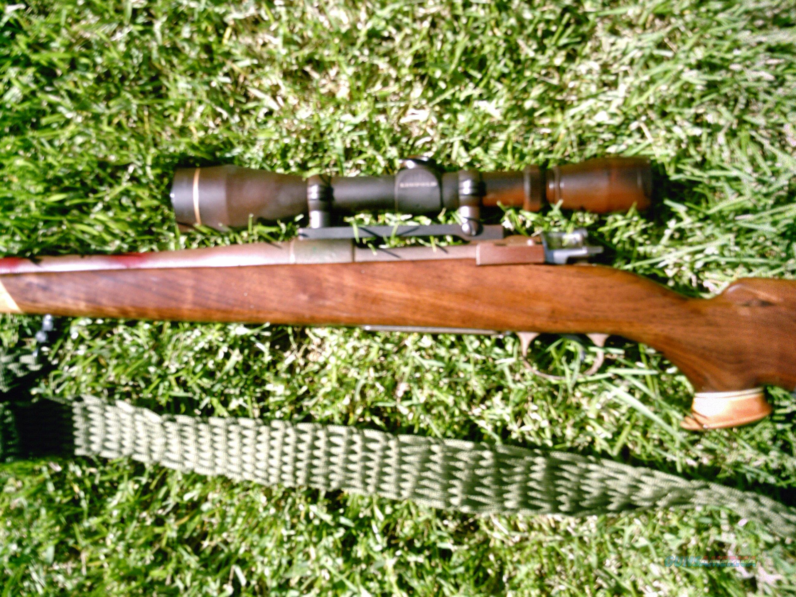 .35 Whelen / FN Mauser ( Belgian )  Guns > Rifles > Custom Rifles > Bolt Action