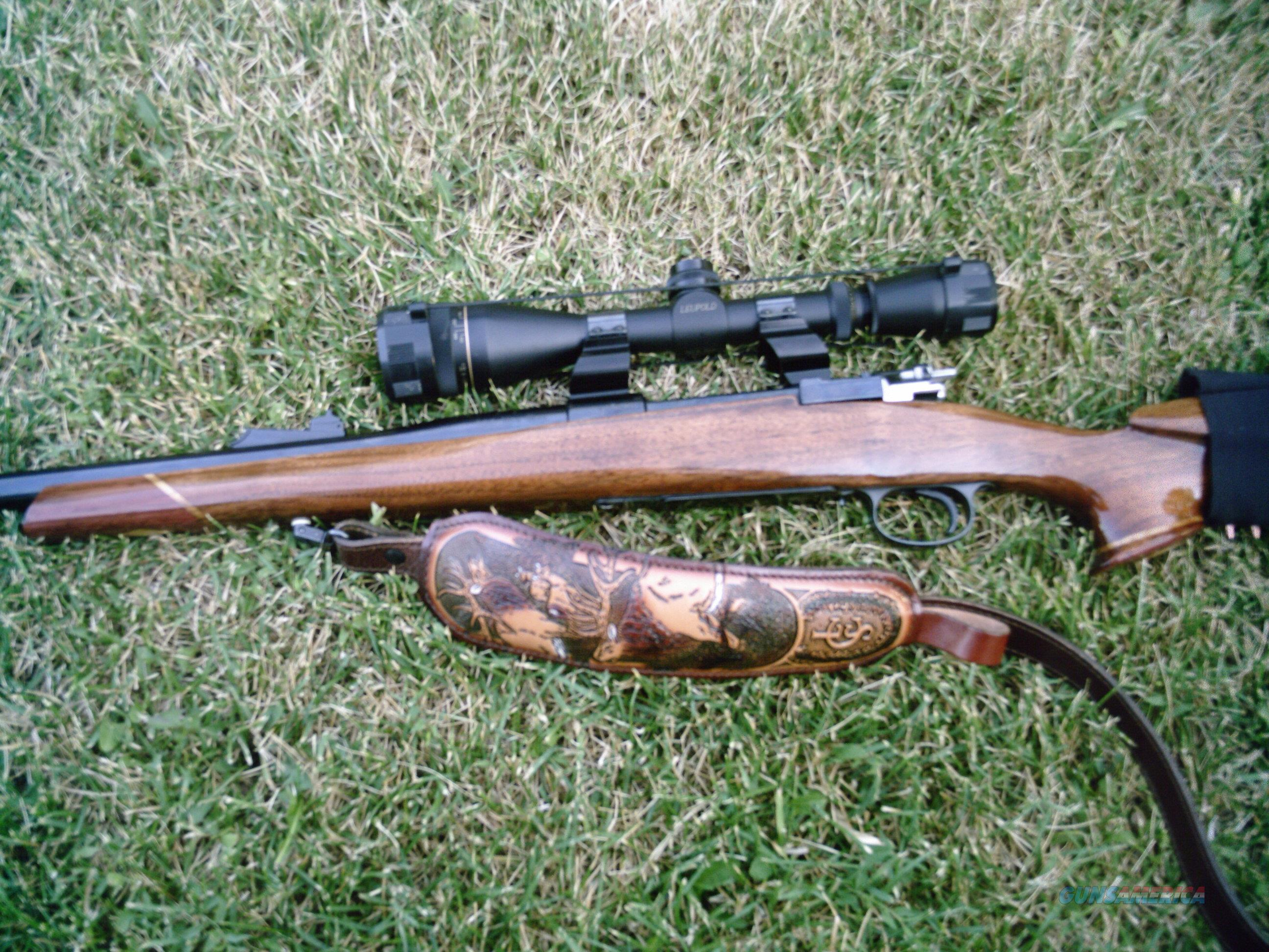 .338 Win Mag FN Mauser ( Belgian )  Guns > Rifles > Custom Rifles > Bolt Action