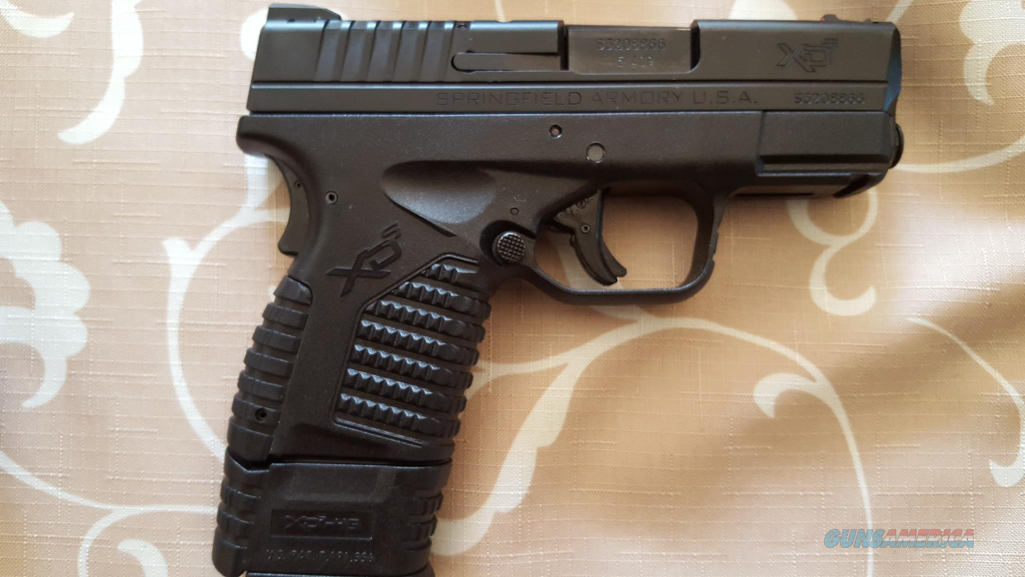 Springfield xds .45 with accessories bundle  Guns > Pistols > Springfield Armory Pistols > XD-S