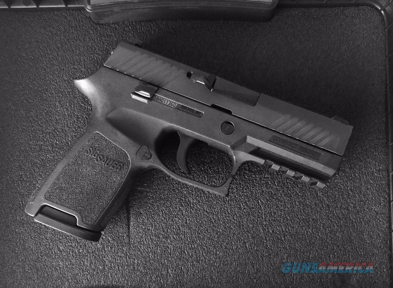 Like New Sig Sauer 9MM P320  Guns > Pistols > Sig - Sauer/Sigarms Pistols > P320