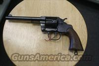 COLT MODEL 1901  Guns > Pistols > Colt Double Action Revolvers- Pre-1945