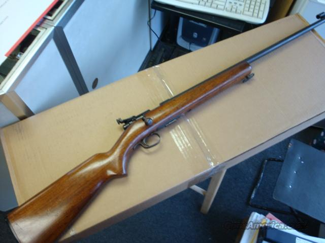 WINCHESTER MODEL 69A  Guns > Rifles > Winchester Rifles - Modern Bolt/Auto/Single > Model 70