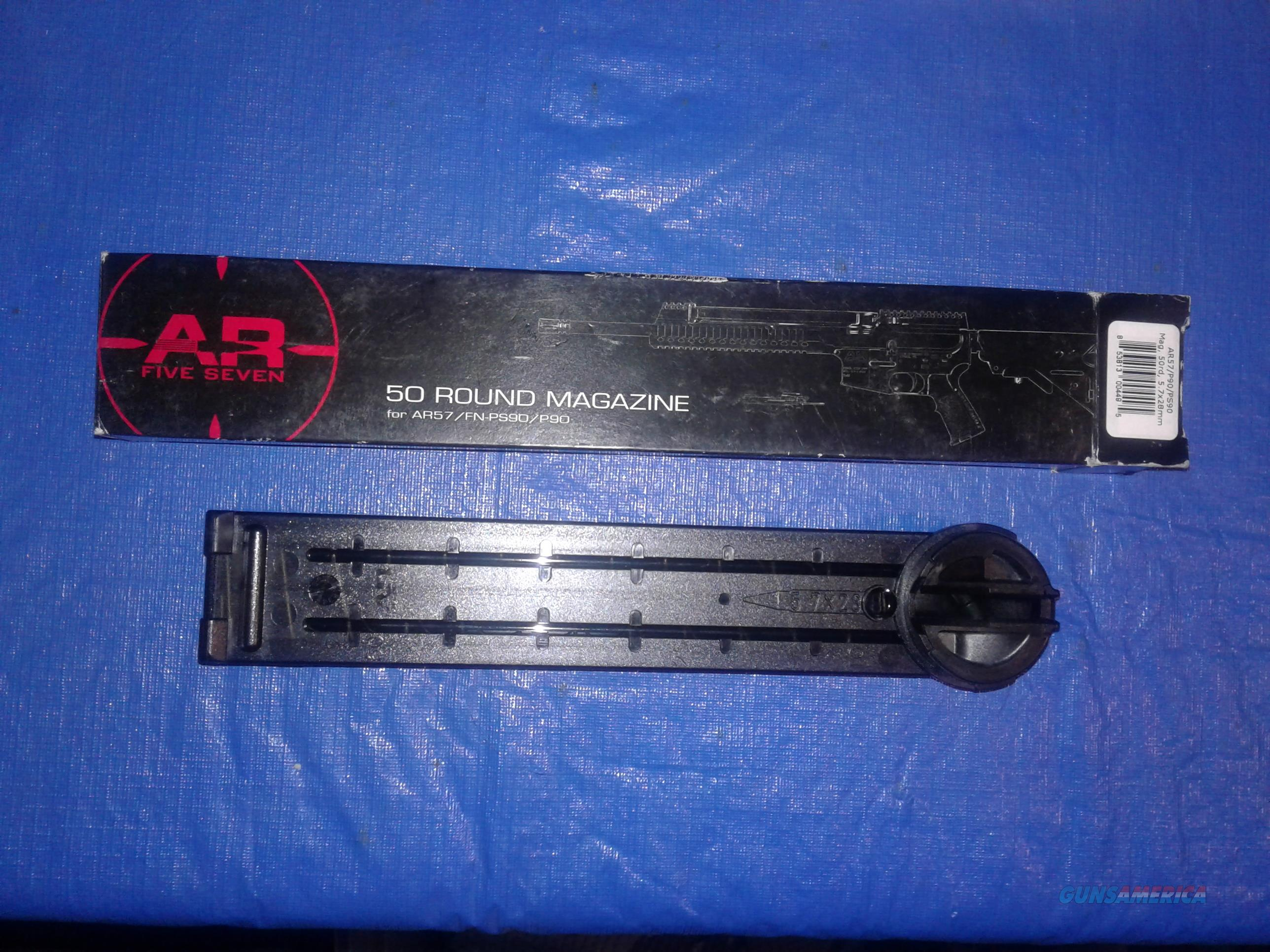 AR five seven / PS90 5.7mm 50 Round Magazine  Non-Guns > Magazines & Clips > Rifle Magazines > Other