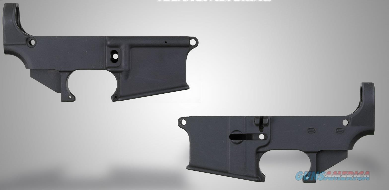 Anderson MFG Forged 80% Machined Lower Anodized Black  Non-Guns > Gun Parts > M16-AR15 > Upper Only