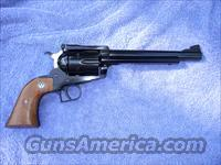 "NIB Ruger 357 Maximum with 7.5"" barrel  Guns > Pistols > Ruger Single Action Revolvers > Blackhawk Type"