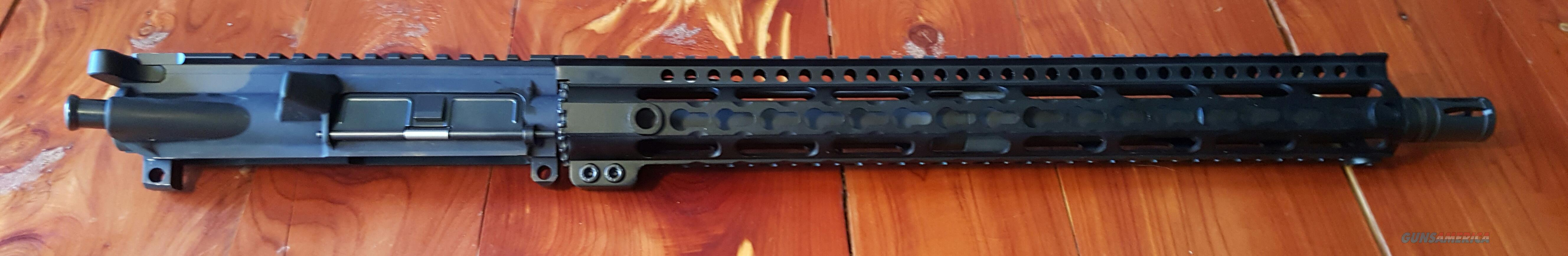 "16"" AR-15 5.56 NATO Complete Upper with Free Float handguard   Non-Guns > Gun Parts > M16-AR15 > Upper Only"