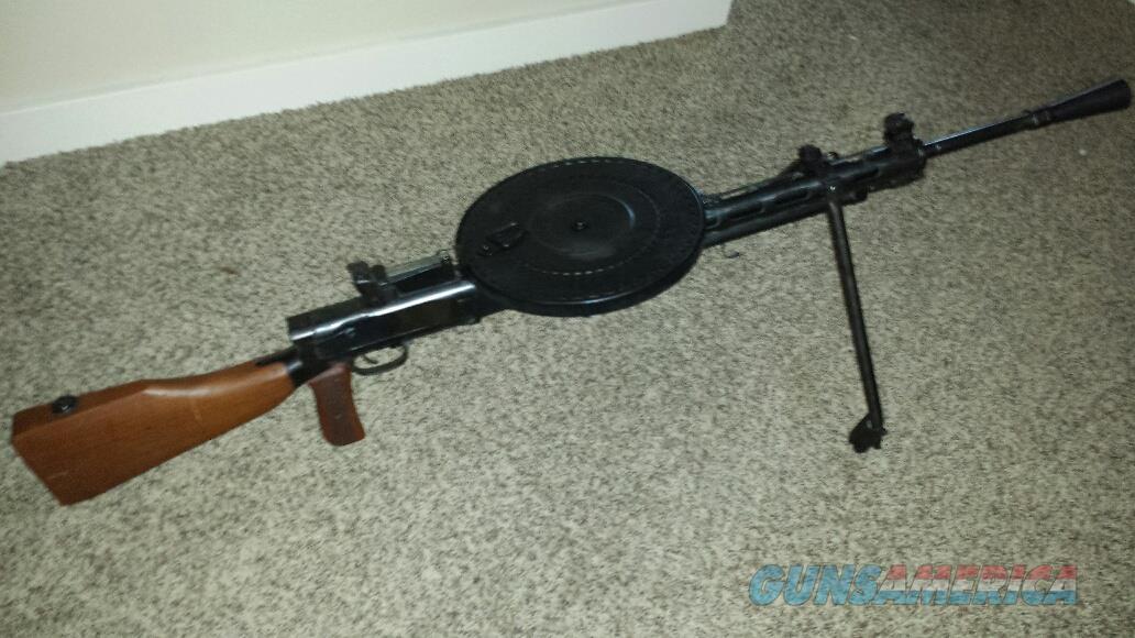 auto machine guns