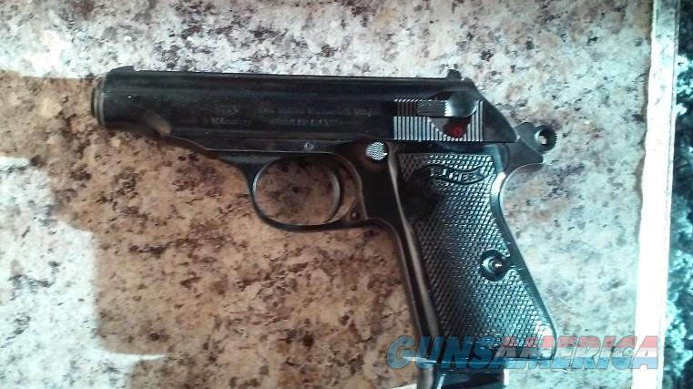 German Walther PP in .32acp  Guns > Pistols > Walther Pistols > Pre-1945 > PP
