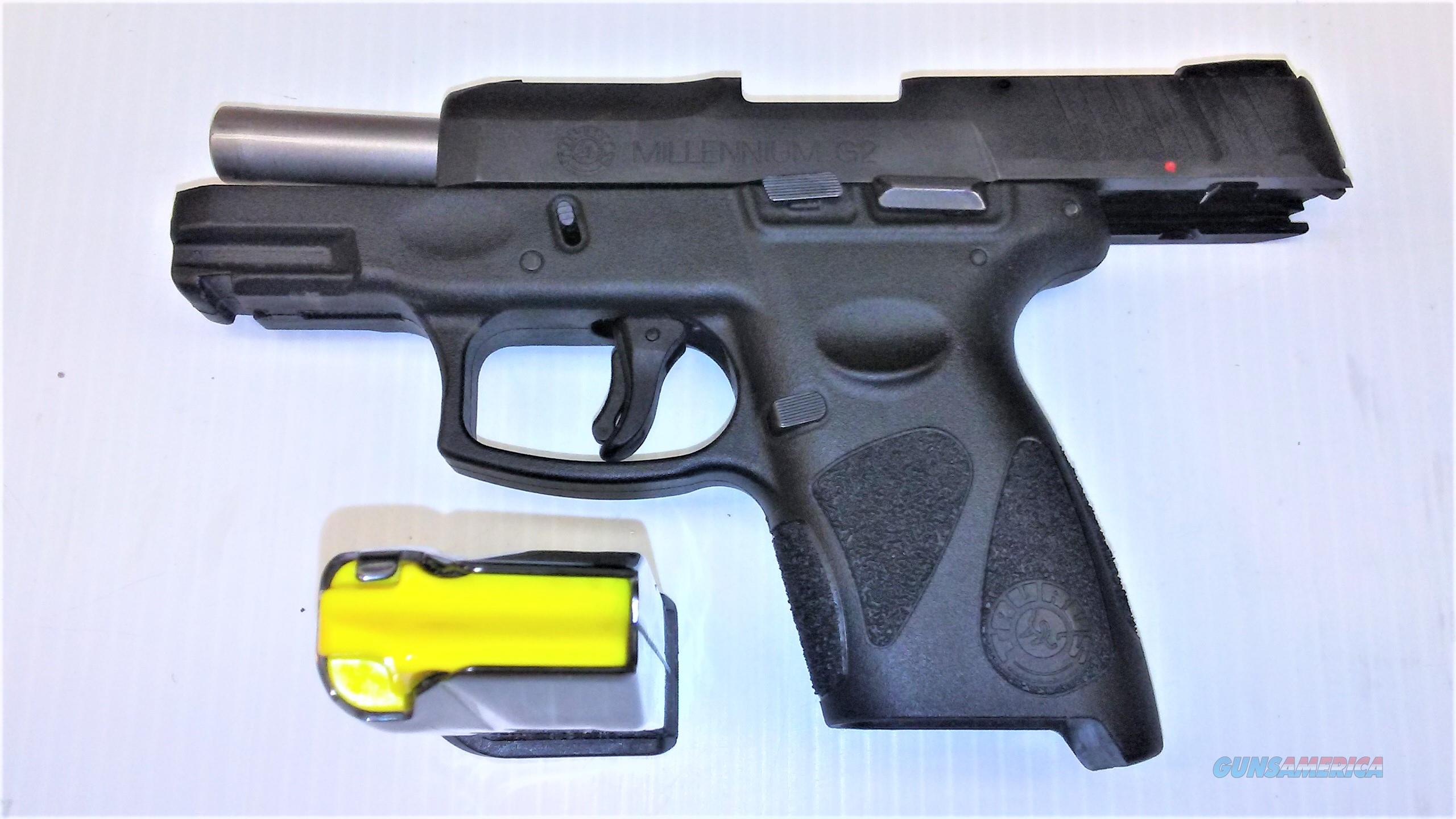 For Sale/Trade: NEW Taurus PT 111 Millenium G2 9mm 13 Shot  Guns > Pistols > Taurus Pistols > Semi Auto Pistols > Polymer Frame