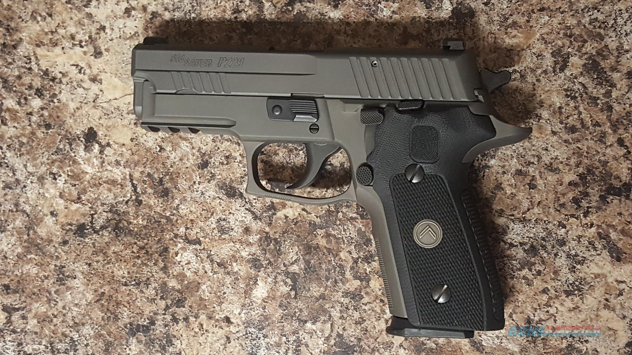 Looking to trade my P229 Legion   Guns > Pistols > Sig - Sauer/Sigarms Pistols > P229