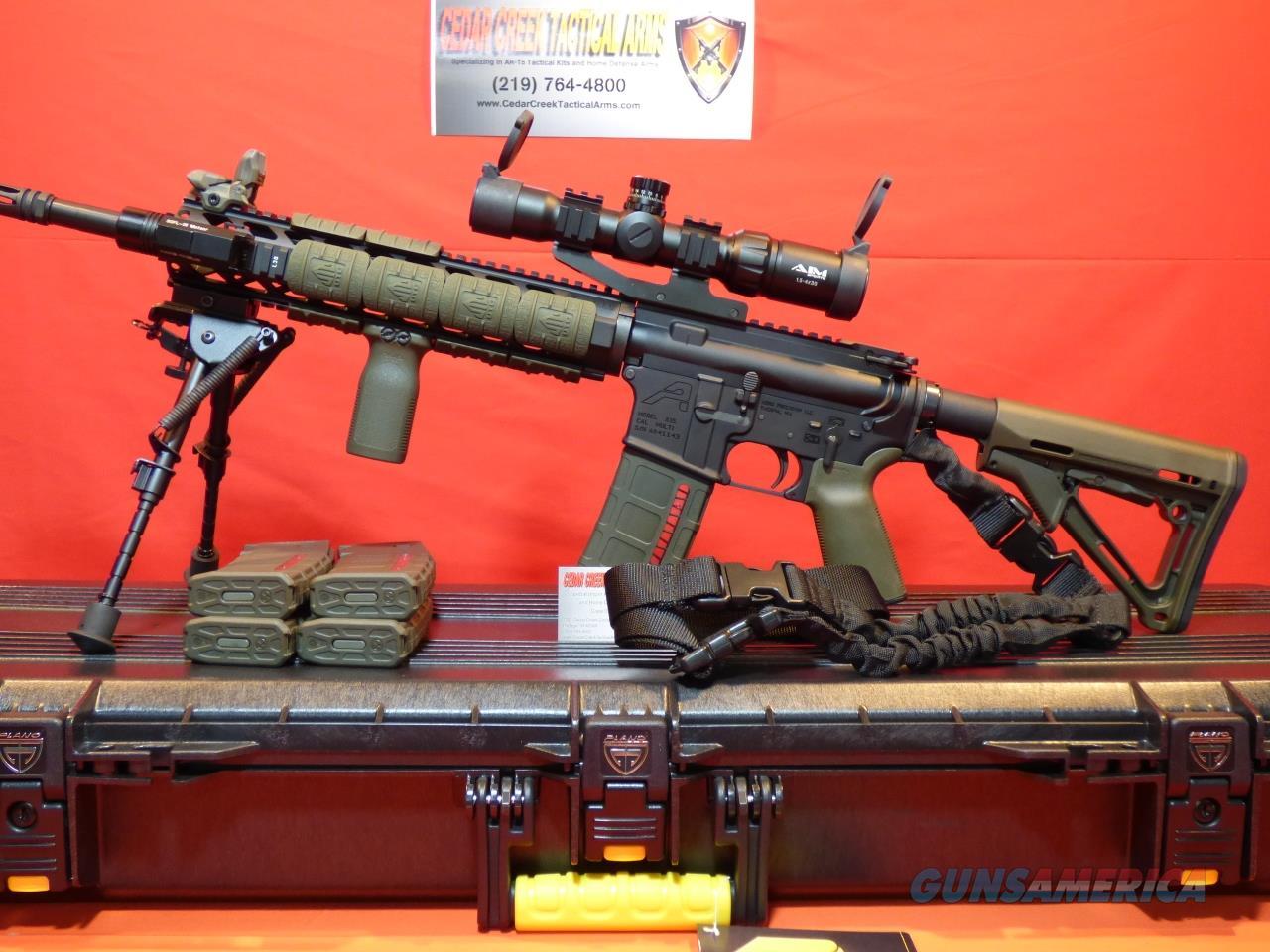 Aero Precision AC-15 Deluxe Tactical Kit  Guns > Rifles > Aero Precision > Aero Precision Rifles