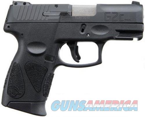 TAURUS G2C 9MM***NEW IN BOX***  Guns > Pistols > Taurus Pistols > Semi Auto Pistols > Polymer Frame