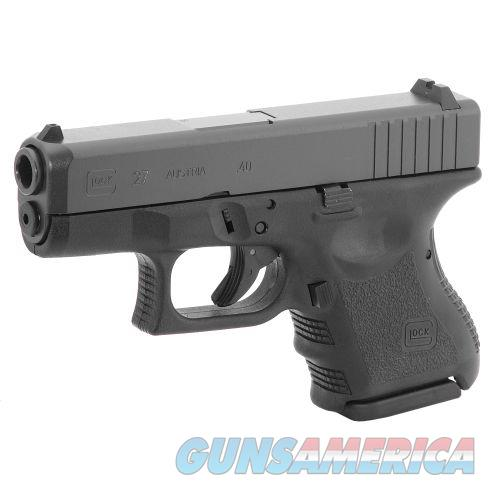 Glock 27 GEN 4 .40S&W***NEW IN BOX***  Guns > Pistols > Glock Pistols > 26/27